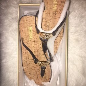 Brand New Authentic MK sandals
